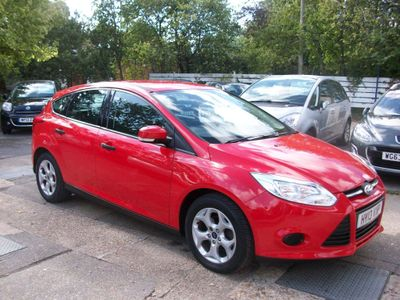Ford Focus Hatchback 1.6 Ti-VCT Studio 5dr