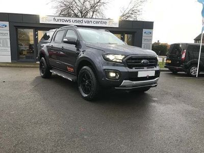 Ford Ranger Pickup WILDTRAK 2.0 BI TURBO AUTO