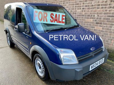 Ford Transit Connect Panel Van 1.8 T200 Low Roof L 4dr