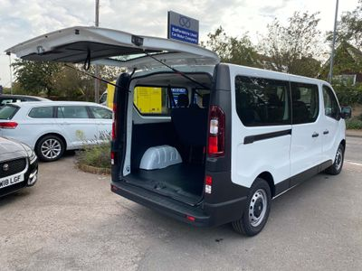 Vauxhall Vivaro Minibus 1.6 CDTi 2900 BiTurbo ecoTEC L2 H1 EU6 (s/s) 5dr (9 Seat)