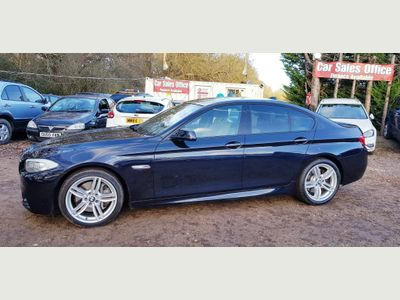 BMW 5 Series Saloon 3.0 535i ActiveHybrid M Sport 4dr