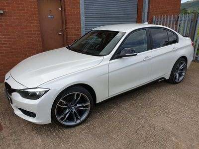 BMW 3 Series Saloon 2.0 316d SE (s/s) 4dr