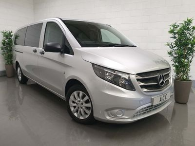 Mercedes-Benz Vito Other 2.1 CDi BlueTEC 114 L3 PRO Tourer RWD 5dr