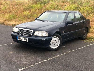 Mercedes-Benz C Class Saloon 1.8 C180 Classic 4dr