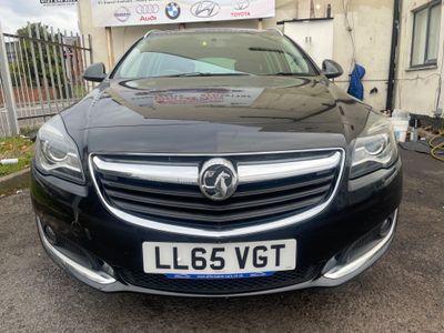 Vauxhall Insignia Estate 2.0 CDTi ecoFLEX SRi Nav Sports Tourer (s/s) 5dr