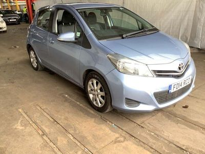 Toyota Yaris Hatchback 1.33 Icon M-Drive S 5dr