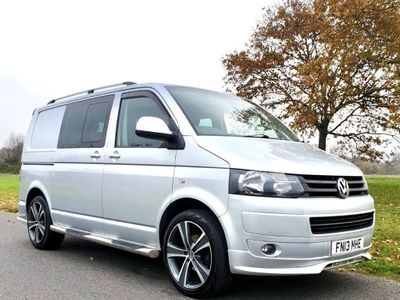 Volkswagen Transporter Panel Van 2.0 BiTDI BlueMotion Tech T30 Highline Kombi DSG 4dr (SWB)