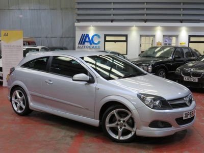 Vauxhall Astra Hatchback 1.6 T 16v SRi Exterior Pack Sport Hatch 3dr