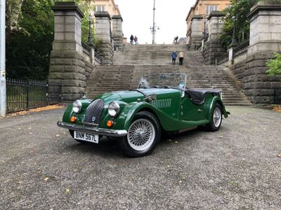 MORGAN 4/4 Convertible 1.6 2dr (4 seat)