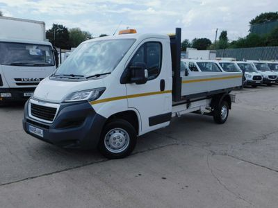 Peugeot Boxer Dropside 2.2HDI 130 L3 DROPSIDE 1 OWNER F/S/H
