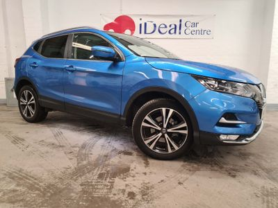 Nissan Qashqai SUV 1.6 DIG-T N-Connecta (s/s) 5dr