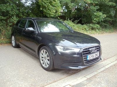 Audi A6 Avant Estate 3.0 TDI SE Multitronic 5dr