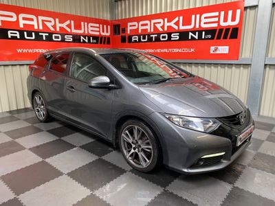 Honda Civic Estate 1.8 SR Tourer 5dr