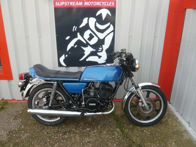 Yamaha RD250 Unlisted