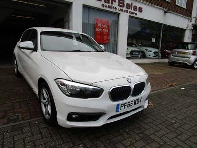 BMW 1 Series Hatchback 1.5 118i SE Auto (s/s) 5dr