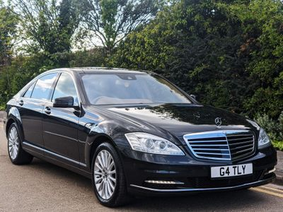 Mercedes-Benz S Class Other 4.7 S500 L 7G-Tronic Plus 4dr