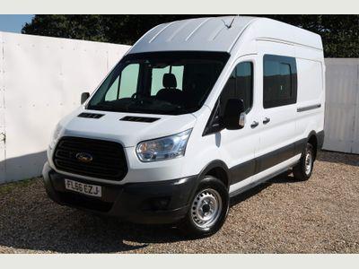 Ford Transit Combi Van 2.2 TDCi 350 DCIV RWD L3 H2 EU5 6dr