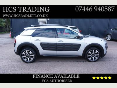 CITROEN C4 CACTUS Hatchback 1.6 BlueHDi Flair (s/s) 5dr