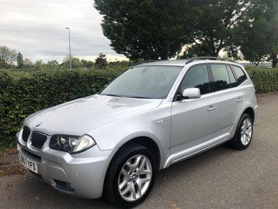 BMW X3 SUV 2.0 20d M Sport 5dr