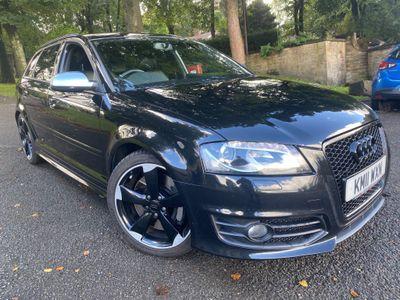Audi S3 Hatchback 2.0 TFSI Black Edition Sportback S Tronic quattro 5dr
