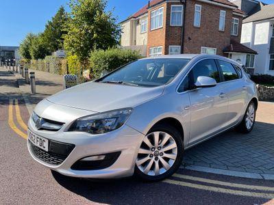 Vauxhall Astra Hatchback 1.7 CDTi ecoFLEX 99g Tech Line (s/s) 5dr