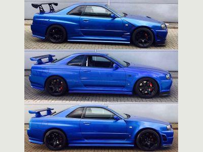 Nissan Skyline Coupe 2.6 GT-R 2dr
