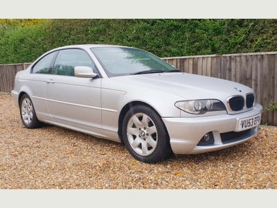 BMW 3 Series Coupe 2.0 320Cd 2dr