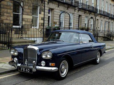 Bentley Series III Convertible