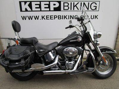 Harley-Davidson Softail Custom Cruiser 1450 FLSTCI Heritage