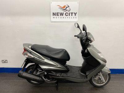 Yamaha NXC125 Scooter 125 Cygnus X