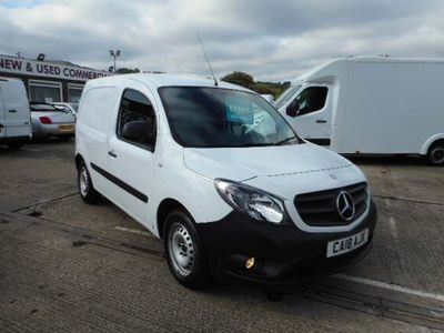 Mercedes-Benz Citan Panel Van 1.5 109 CDi BlueEFFICIENCY L2 EU5 (s/s) 5dr