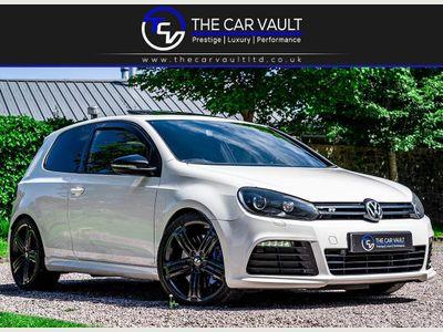 Volkswagen Golf Hatchback 2.0 TSI R DSG 4Motion 3dr