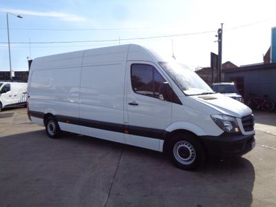Mercedes-Benz Sprinter Panel Van 2.1 CDI 314 High Roof Panel Van 5dr (EU6, LWB)
