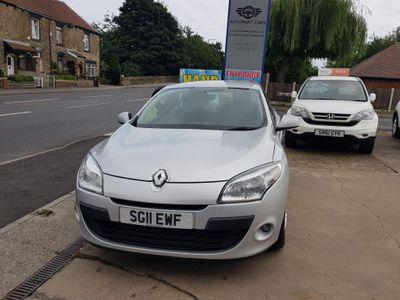 Renault Megane Hatchback 1.6 16V Bizu 5dr