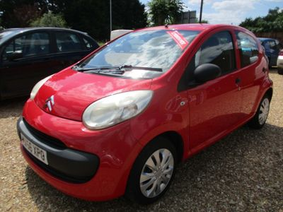 Citroen C1 Hatchback 1.0 i Airplay 5dr