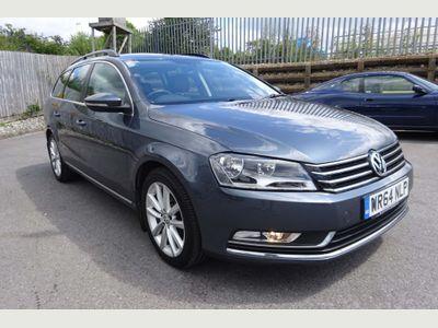 Volkswagen Passat Estate 2.0 TDI BlueMotion Tech Executive DSG (s/s) 5dr