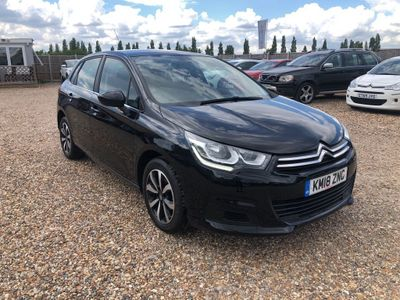Citroen C4 Hatchback 1.6 BlueHDi Edition 5dr