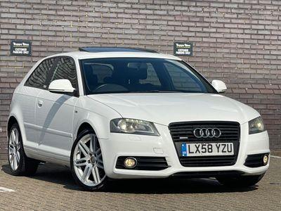 Audi A3 Hatchback 2.0 TDI S line quattro 3dr
