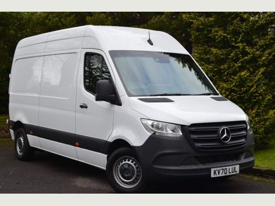 Mercedes-Benz Sprinter Panel Van 2.1 314 CDi FWD L1 H2 EU6 5dr