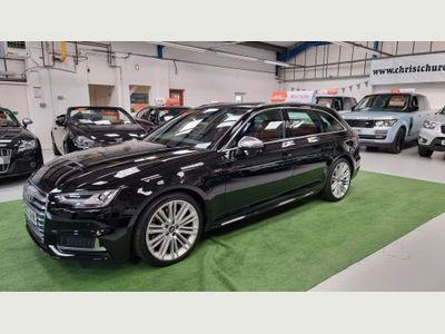 Audi S4 Avant Estate 3.0 TFSI V6 Avant Tiptronic quattro (s/s) 5dr