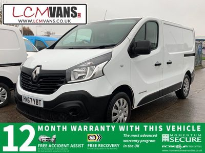 Renault Trafic Panel Van 1.6 dCi ENERGY 27 Business SWB Standard Roof EU6 (s/s) 5dr