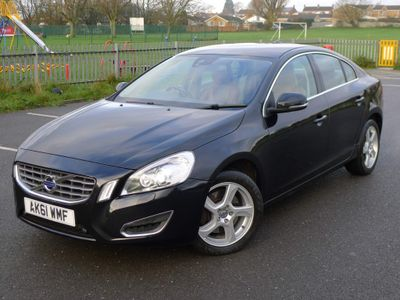Volvo S60 Saloon 2.4 D5 SE Lux Geartronic 4dr