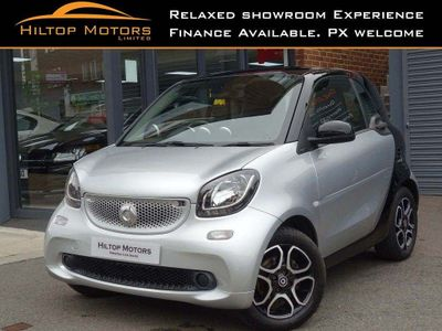 Smart fortwo Coupe 0.9T Prime (Premium) (s/s) 2dr