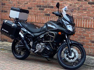 Suzuki V-Strom 650 Adventure 650 V-Strom ABS