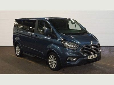Ford Transit Custom Other 2.0 300 EcoBlue Trend DCIV L2 H1 EU6 (s/s) 5dr