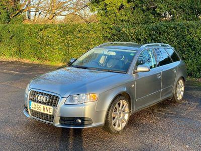 Audi A4 Avant Estate 1.8 T S line CVT 5dr