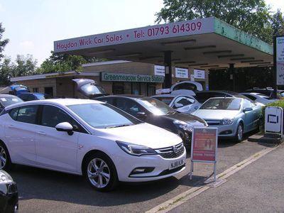 Vauxhall Astra Hatchback 1.0i Turbo ecoTEC SRi (s/s) 5dr