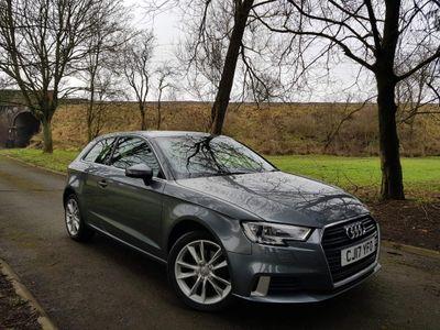 Audi A3 Hatchback 2.0 TDI Sport (s/s) 3dr