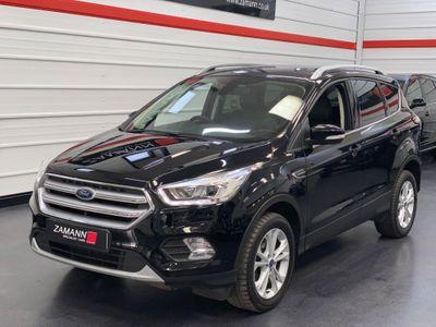 Ford Kuga SUV 1.5T EcoBoost Titanium (s/s) 5dr