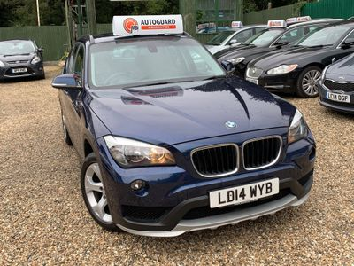 BMW X1 SUV 2.0 20d EfficientDynamics Business Edition sDrive 5dr